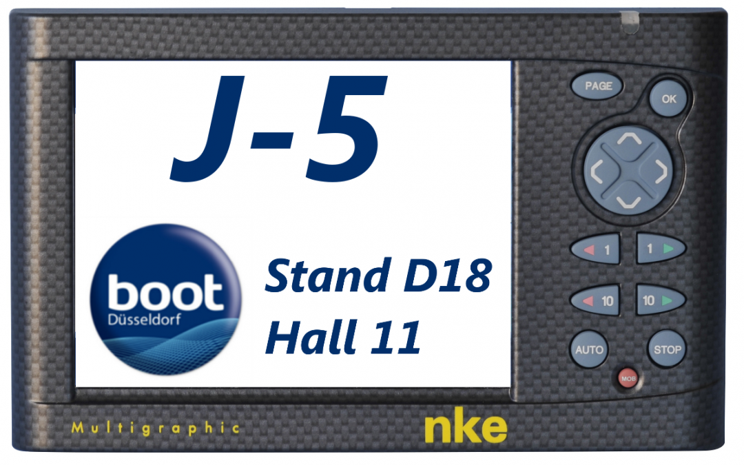 nke Marine Electronics goes to the Düsseldorf BOOT