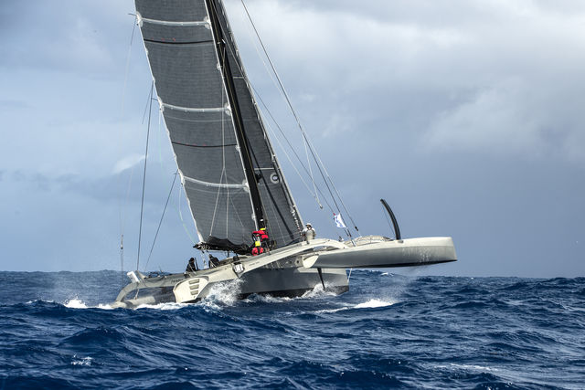 RORC Caribbean 600 : Paradox second in Antigua !