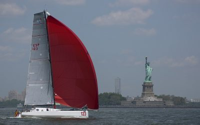 Tales II Wins First Leg in the Atlantic Cup