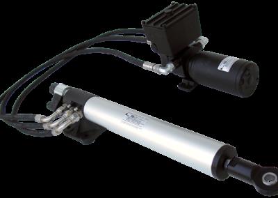 Hydraulic ram – Type 40