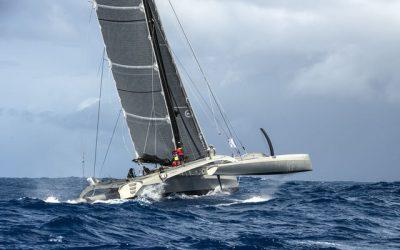 RORC Caribbean 600 : Paradox second in Antigua !