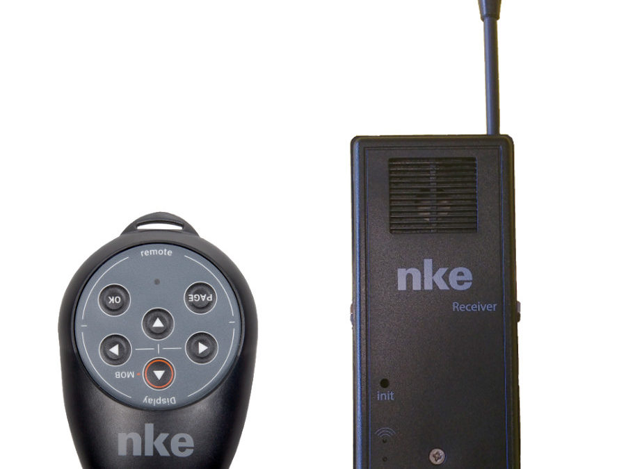 Display radio controller
