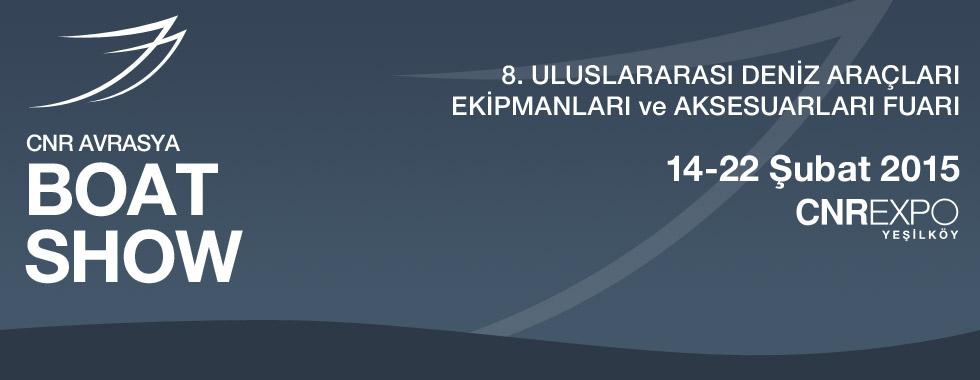 Eurasia Boat Show – Istanbul